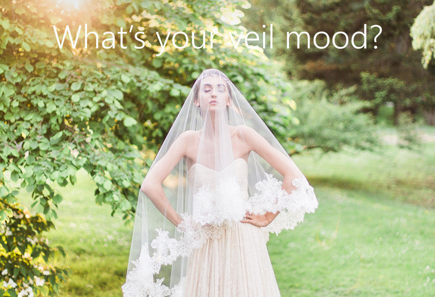 Style Advice: How to Choose Your Wedding Veil