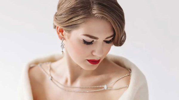 Winter Bridal Beauty Ideas