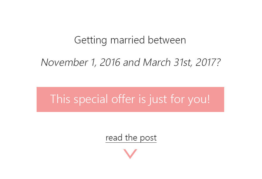 2016 Winter Bride Sale