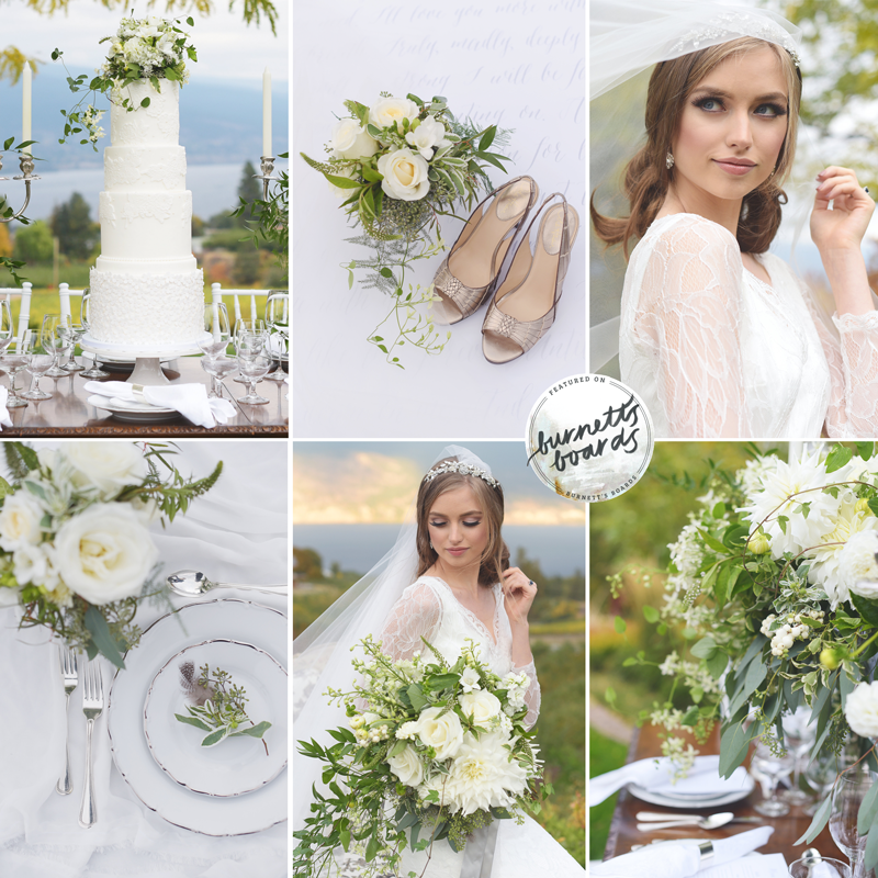 downton abbey wedding inspiration okanagan