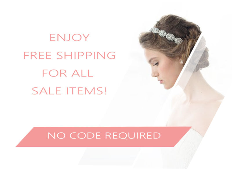 free shipping on all sale items. no code required offer applied at checkout