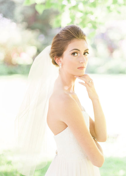 Symphony Double Layer Short Veil