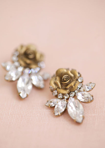 Zinnia Earrings