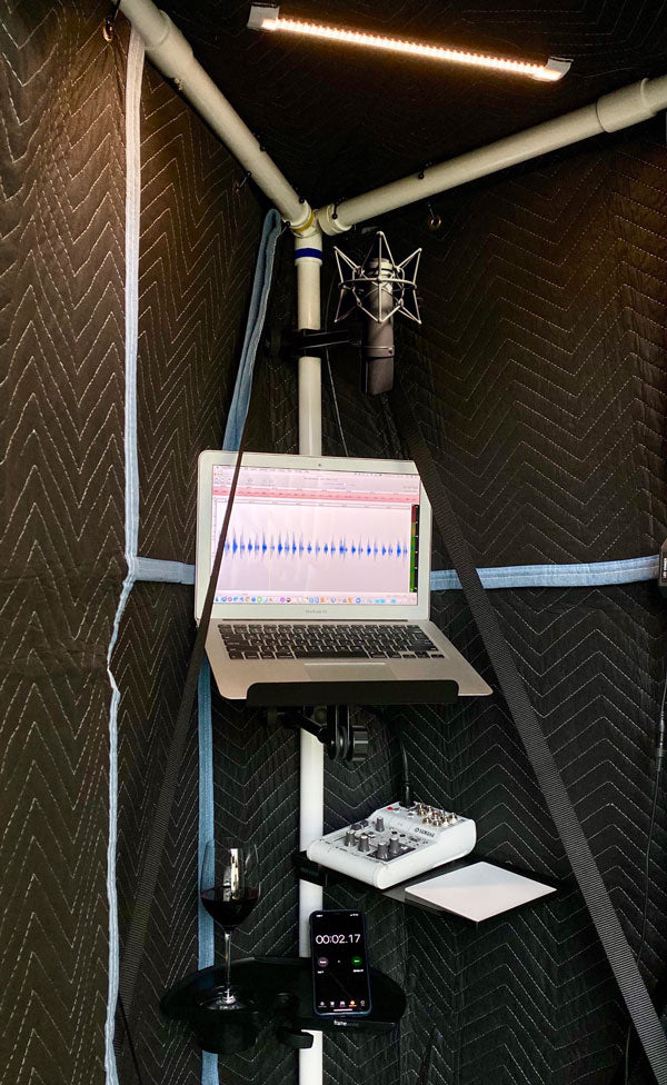Vocal Booth Recording Isolation Best Quality