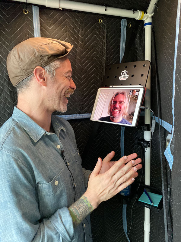 Voice Over Booth Recording Portable Home