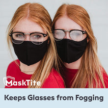 Load image into Gallery viewer, MaskTite - Face Tape, No Fogging Glasses. No Slipping Masks