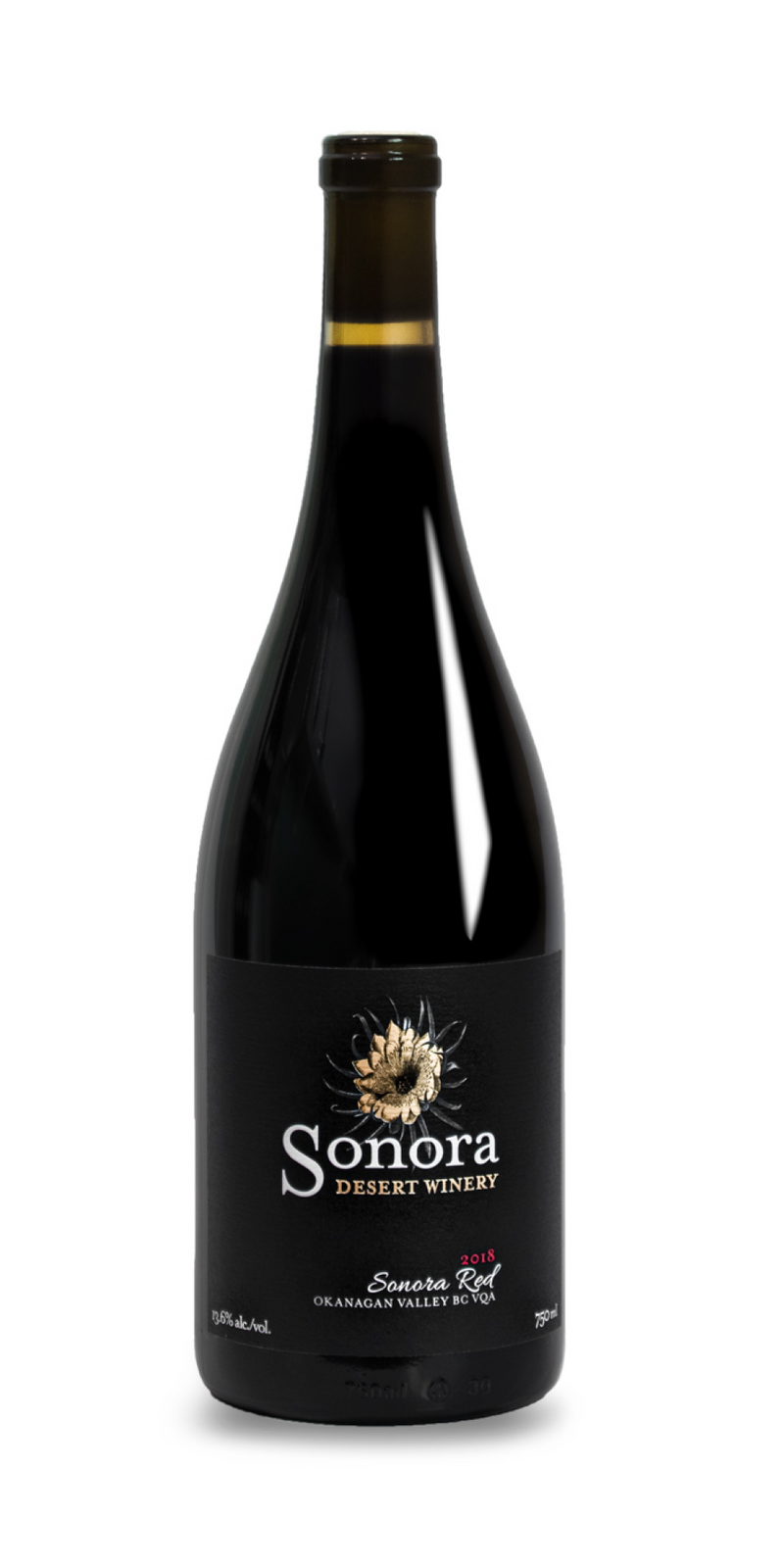 2018 Sonora Red