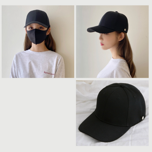 Mask Button Baseball Cap - AskSpain