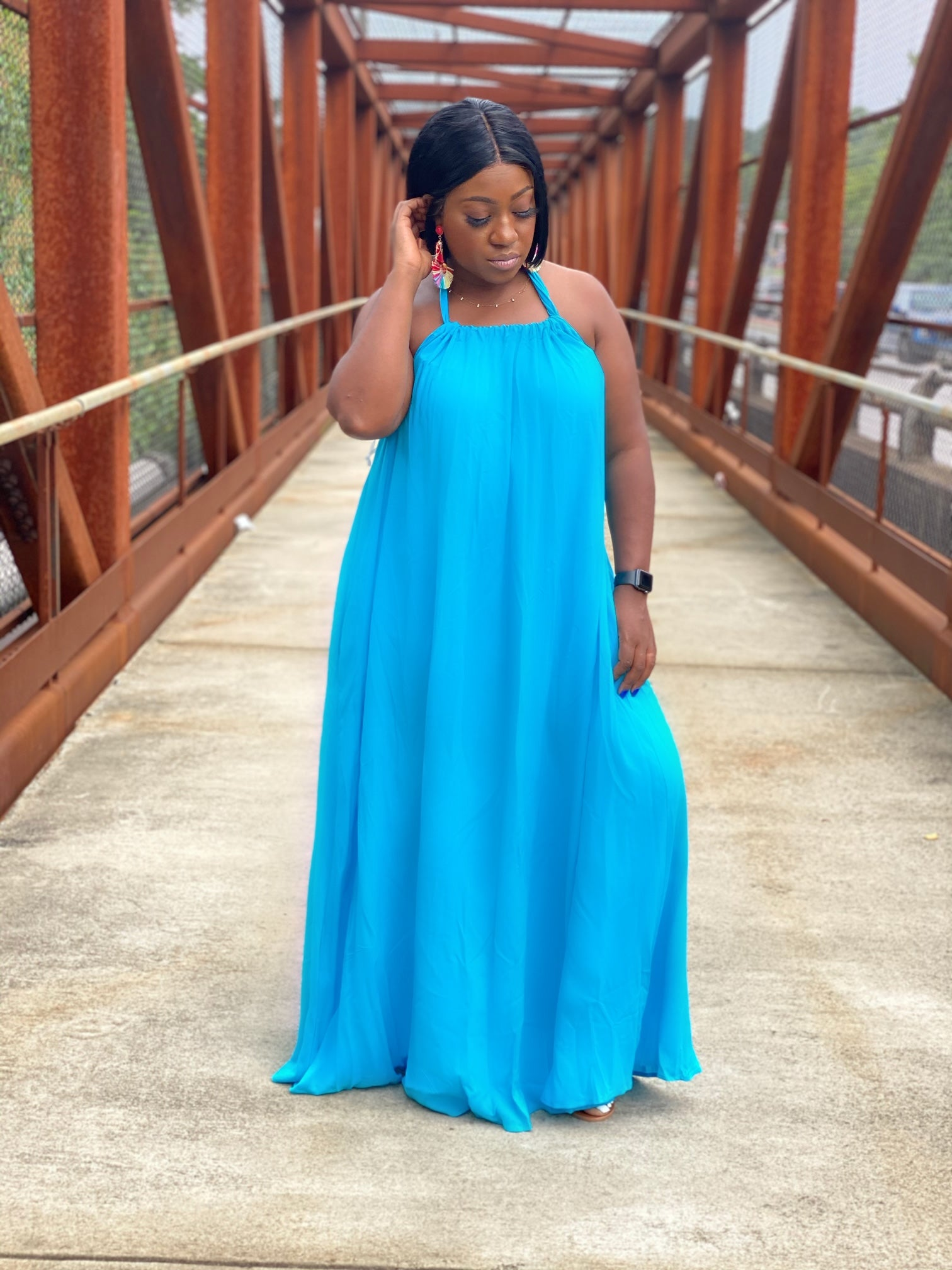 Maxi Bliss Turquoise