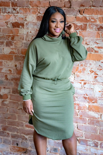 Olive Sassy 2pc Set