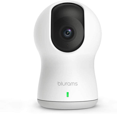 blurams Dome Pro, 1080p Security Camera with Siren Refurbished