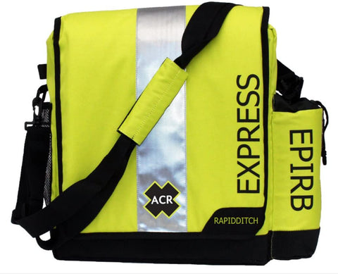 ACR RapidDitch&trade Express Abandon Ship Bag - New Blue Store
