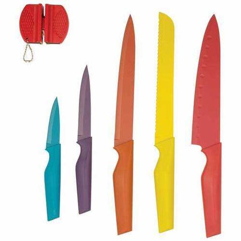 6pc Cutlery Set - New Blue Store