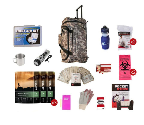 Food Storage Survival Kit - New Blue Store