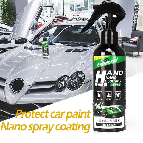 CAR COATING SPRAY, Anti-Scratch Hydrophobic Coating Agent 300ml - New Blue Store