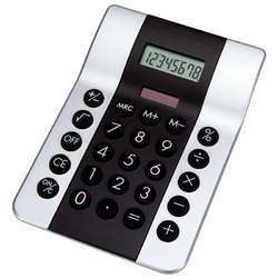 Dual-Powered Calculator - New Blue Store