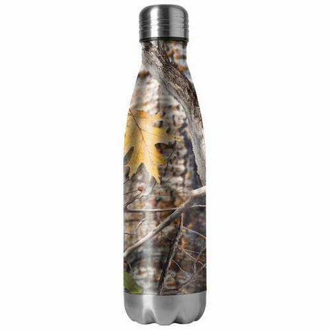 16.9oz Double Wall Stainless Steel Vacuum Bottle in Camo - New Blue Store