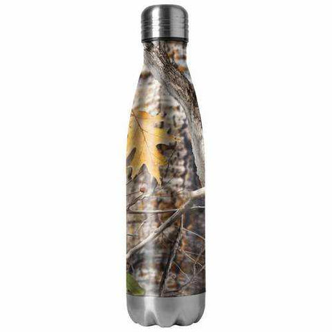 25.4oz Double Wall Stainless Steel Vacuum Bottle in Camo - New Blue Store