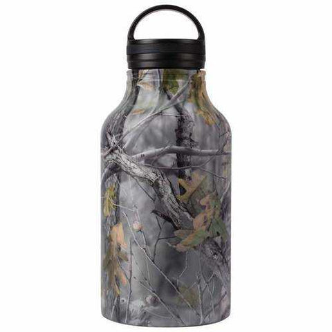 64oz Water Bottle JX Camo - New Blue Store