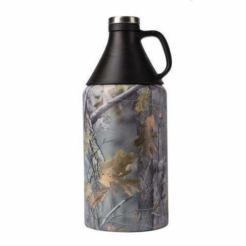 64oz Water Bottle  JX Camo Dbl Wall Vacuum - New Blue Store