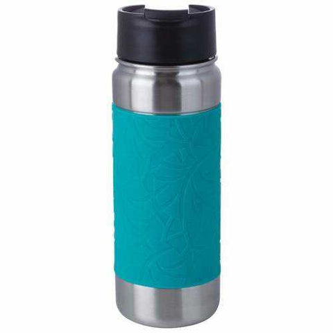 18oz Teal Double Wall Vacuum Bottle - New Blue Store