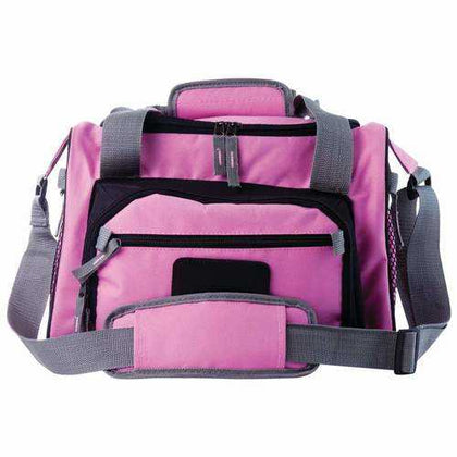 Pink Cooler Bag with Zip-Out Liner , small cooler bags - New Blue Store