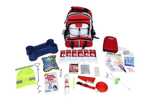 Deluxe Dog Survival Kit - New Blue Store