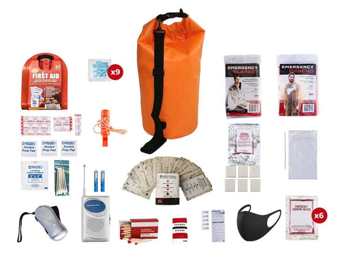 1 Person Survival Kit (72+ Hours) - New Blue Store