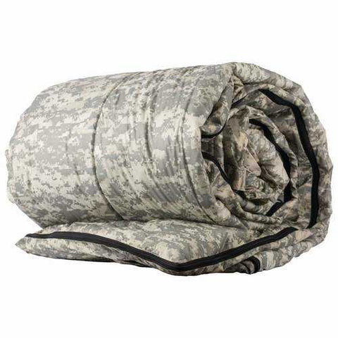 Queen Size Sleeping Bag – Digital Camo - New Blue Store