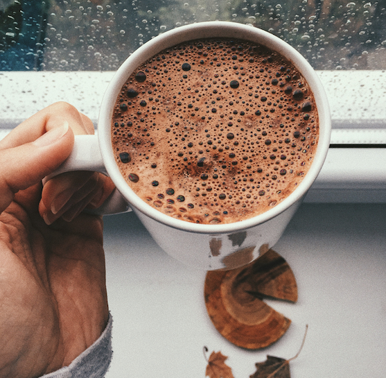 The Cacao Moon Milk we currently have on repeat