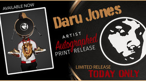 Instrumenthead- Daru Jones