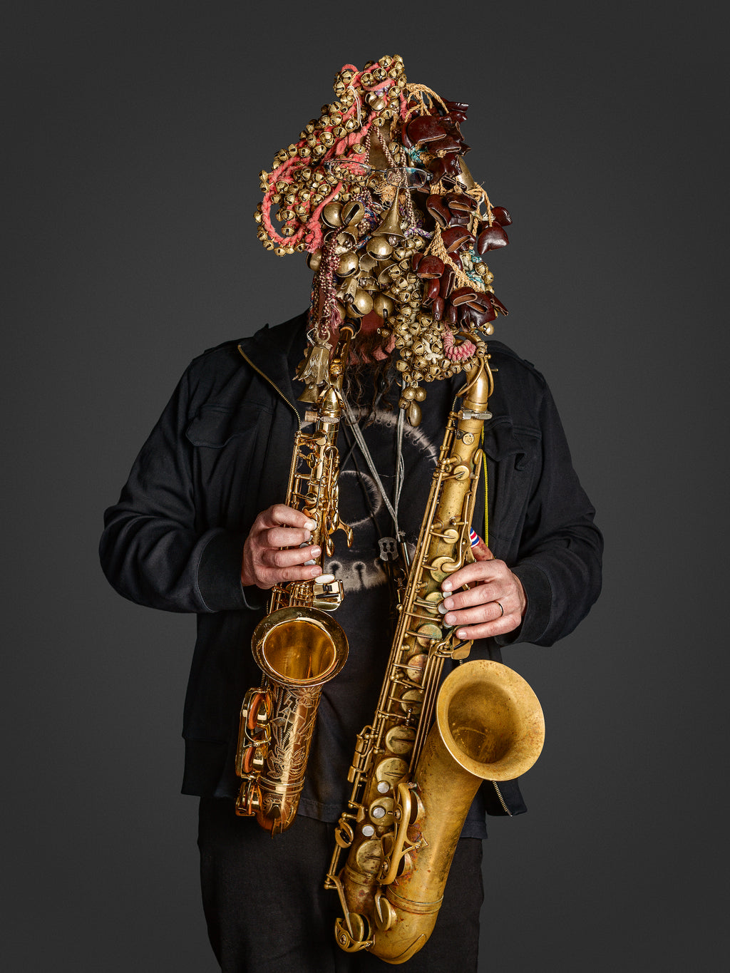Instrumenthead-Jeff Coffin