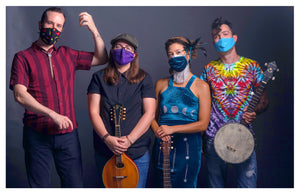 Mask Shot#2-Mimi Naja, Kyle Tuttle, Lindsay Lou, and Royal Masat