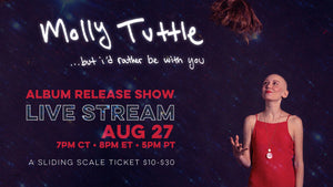 Ticket-Thursday, August 27th: Molly Tuttle