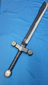 Falchion Deluxe Guard Longsword