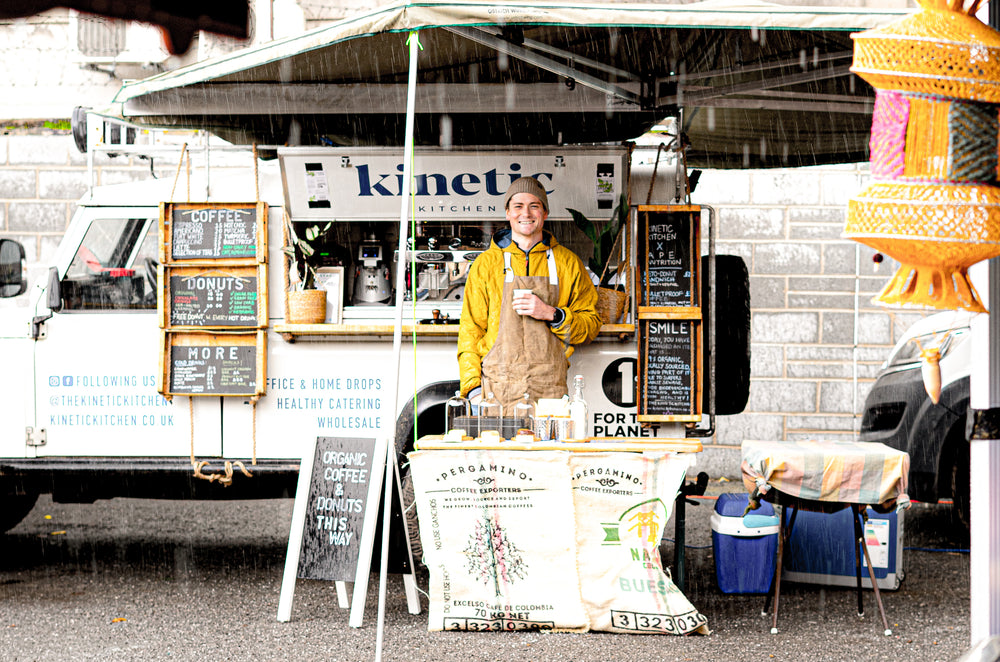 Load image into Gallery viewer, Coffee & KETOnuts Truck Hire
