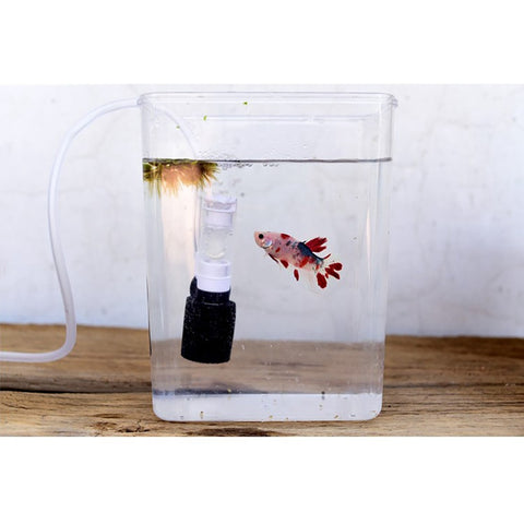 Ultra-quiet External Mini Filter for Aquariums