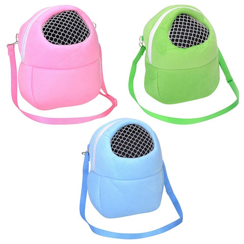 Portable Small Animals Carrier Bag Travel