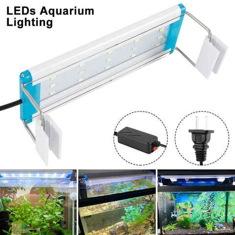 Super Slim LEDs Aquarium Lighting Aquatic Plant Light