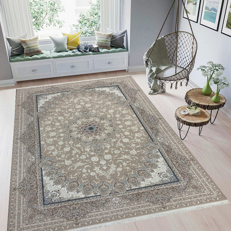 Tida Contemporary Persian Rug