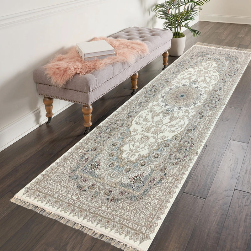 Tida Contemporary Persian Rug Hallway Runner