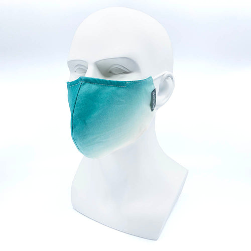 Gradient Color Mask, Large, Minty