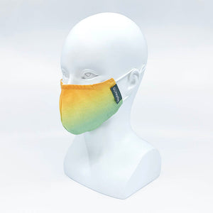 Gradient Color Mask, Small, Summer Fun