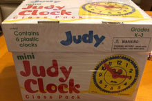 Load image into Gallery viewer, Mini Judy Clock Class Pack