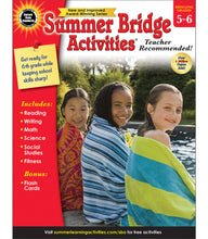 Load image into Gallery viewer, Summer Bridge Activities 5-6 (Students entering M1)