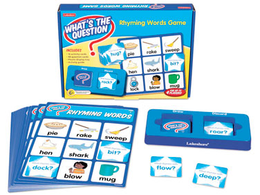 Rhyming Words Game