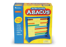 Load image into Gallery viewer, Ten Row Counting Abacus