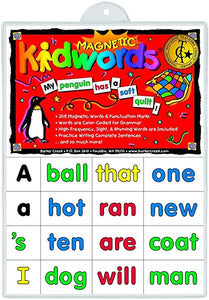 Magnetic Kidwords