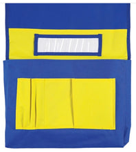 Load image into Gallery viewer, Chairback Buddy Yellow and Blue