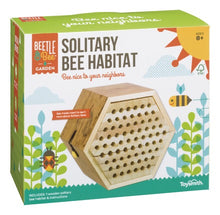 Load image into Gallery viewer, Solitary Bee Habitat